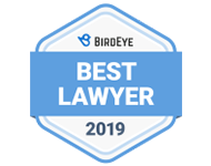 BirdEye Best Lawyer 2019